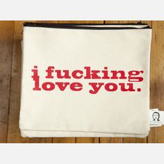 Fab.com | Canvas Carryalls That Talk Back