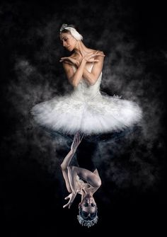 My latest work for English National Ballet #ballet #SwanLake #tutu #ballet #blackswan http://www.laurentliotardophotography.com/