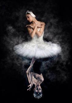 My latest work for English National Ballet #ballet #SwanLake #tutu #ballet #blackswan http://www.laurentliotardophotography.com/