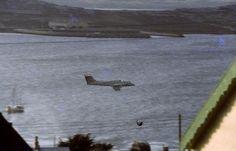 IA-58 Pucará - Puerto Argentino.