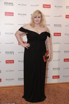 Rebel Wilson More projects! The bubbly blonde is set to return for the third installment in the Pitch P...