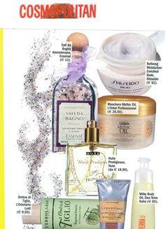 @Cosmopolitan Italia top beauty products