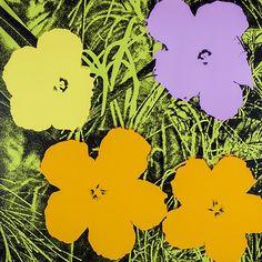 Andy Warhol, Flowers (f.&s.II.67)