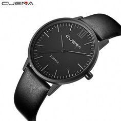 d3e793d5268 Brand Name: CUENA Gender: Men Style: Fashion & Casual Movement: Quartz Case