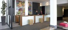 LEMAYMICHAUD   INTERIOR DESIGN   ARCHITECTURE   QUEBEC   HOTEL   Hôtel Alt Québec Architecture Design, Divider, Room, Furniture, Home Decor, Bedroom, Architecture Layout, Decoration Home, Room Decor