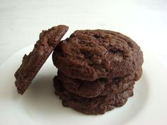 Chocolate cura mau-humor (e um cookie triplo de chocolate)