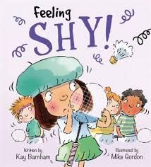 Buy Feelings and Emotions: Feeling Shy by Kay Barnham at Mighty Ape NZ. This picture book story explores what it feels like to be shy using everyday scenes and situations that children might be familiar with - perfect for . Feeling Sad, Feeling Special, Mike Gordon, Emotional Development, Feelings And Emotions, New Students, Book Show, Early Childhood, Books