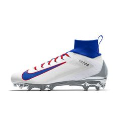 2bedd22e0a35 Nike Vapor Untouchable Pro 3 OBJ By You Custom Men s Football Cleat Mens  Football Cleats