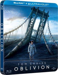 Oblivion - Limited Edition Steelbook (Includes UltraViolet Copy): Image 01