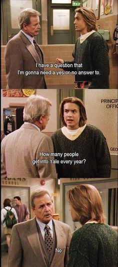 Love this show! Boy Meets World
