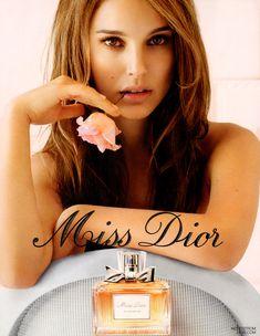 Natalie Portman for Miss Dior Cherie by Tim Walker