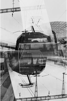 but does it float:  filed under philipp bolthausen, collage, photography, black and white