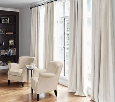 Riviera Stripe Drape Potterybarn Curtains To Match Grey Walls Striped White