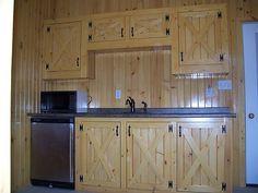tack room cabinets
