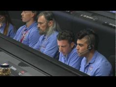 """NASA -  Mars Curiosity Entry/Decent and Landing """"7 Minutes of Terror!"""" A terrific moment in history...just thrilling!"""