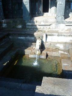 krishna river birth place photos