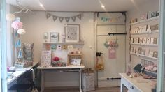 Das kleine aber feine Papermint Atelier befindet sich in Männedorf, Zürich.