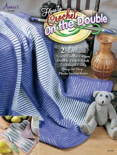 How to Crochet on the Double