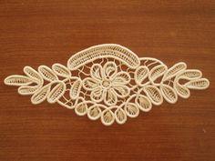 msz Romanian Lace, Lace Art, Point Lace, Needle Lace, Macrame Patterns, Crocheting, Stuff To Do, Embroidery, Future