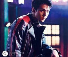 Sehun EXO (coming Over)