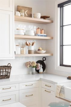 Home Decor Kitchen, Kitchen Interior, Home Kitchens, Kitchen Shop, Kitchen Ideas, Diy Kitchen, Kitchen Tools, Kitchen Gadgets, Kitchen Shelf Inspiration
