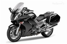 The Futuristic Motorcycles Honda ST1300 - 9999 Luxury Motorcycles