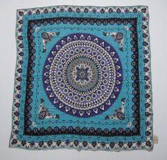 vintage pucci scarf