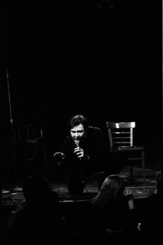 """""""Always question authority, and demand the truth.""""  —- Bill Hicks – October 31, 1993"""