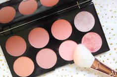 Makeup Revolution Hot Spice Blush Palette | Dreaming Pretty