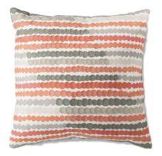 Threshold Decorative Dots Pillow