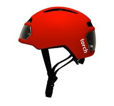 Torch T2 Bike Helmet With Integrated Lights | Indiegogo