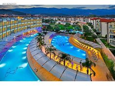 Hattuşa Astyra Resort&Spa Kiralık Residence Aile Tipi 4+1 Daire