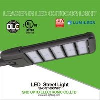 Popular 300W led pole light, led parking lot light, led street light 300w with…