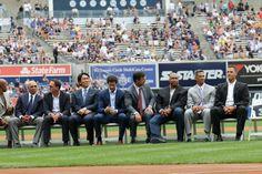 Joe Torre Day 8.23.14 #Yankees #Legends
