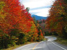 Kancamagus Highway, New Hampshire  *October 27, 2012*