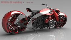 Custom Street Bikes, Custom Sport Bikes, Concept Motorcycles, Cool Motorcycles, Futuristic Motorcycle, Futuristic Cars, Moto Bike, Motorcycle Bike, Super Bikes