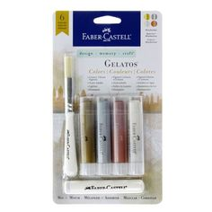 Faber-Castell® Gelatos® Manhattan Set