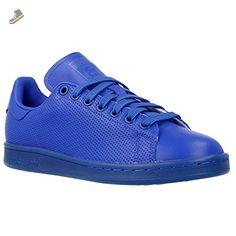 adidas Originals Stan Smith Adicolor Sneaker Blue S80246, Size:40 - Adidas sneakers for women (*Amazon Partner-Link)