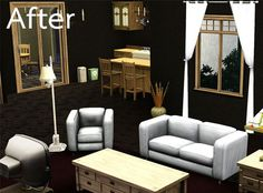 The Sims 3 - Removing Bloom Effect