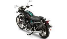 Free Accessory Pack when you purchase the Moto Guzzi V7