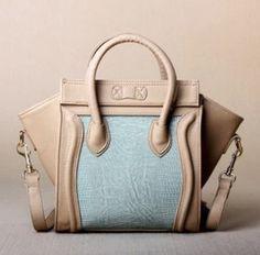 Phantom Style Tote Bag #shopmaude