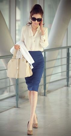 Basic office outfit -Luxurious Fashion Trend .
