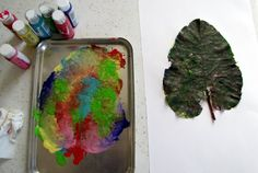 Leaf art - non spam site Leaf Projects, Cool Art Projects, Diy Craft Projects, Fun Crafts, Crafts For Kids, Arts And Crafts, Preschool Projects, Preschool Art, Craft Activities For Kids