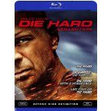 Die Hard Collection (Die Hard / Die Hard 2: Die Harder / Die Hard with a Vengeance / Live Free or Die Hard) [Blu-ray] (Blu-ray)By Bruce Willis
