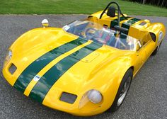 1964 ELVA MK7S , MWE Lotus Twin Cam Powered, dry sump, 45mm Webbers, Taylor prepared 5 speed Hewland gearbox with MK5 gears, Girling AR calipers, Alloy radiators and oil cooler.Anular to brg/slave cylinder,Lightweight bodywork,Lightweight hoses, New Avon tires,excellent condition.
