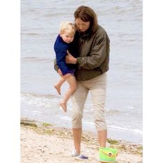Carole and George at the beach | July 22,2015. .
