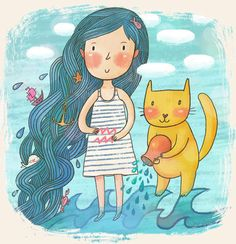 Lhoròscop il·lustrat de Julia Grigorieva / El horóscopo de Julia Grigorieva / The horoscope illustrated by Julia Grigorieva