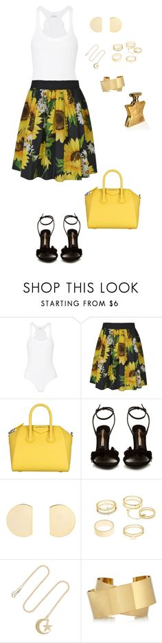 """""""Daisy Days"""" by lalalace-1 ❤ liked on Polyvore featuring La Perla, Alice by Temperley, Givenchy, Sophia Webster, Charlotte Russe, Catbird, Isabel Marant and Bond No. 9"""
