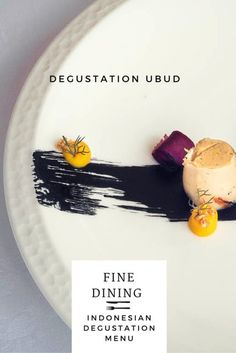 Degustation Ubud: From Gado Gado, to beef rendang. Cascades restaurant, Ubud, Bali is serving up intricate re-inventions of classic Indonesian cuisine.