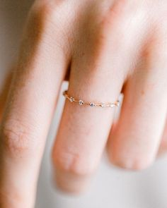 Petite Diamond Distance Band in 14 carat yellow gold ⭐️ Back in stock at Mel… - Diy Jewelry P. - Petite Diamond Distance Band in 14 carat yellow gold ⭐️ Back in stock at Mel… – Diy Jewelry - Diamond Rings, Diamond Jewelry, Gold Jewelry, Jewelry Rings, Jewelry Accessories, Jewellery Box, Jewellery Shops, Jewlery, High Jewelry